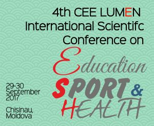 4th CEE LUMEN Conference edition at Chisinau, Moldova | 29-30 September