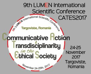 9th LUMEN Conference CATES2017 | 24-25 November 2017