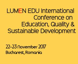 LUMEN EDU – 1st LUMEN Conference dedicated exclusively to education