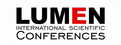 We are pleased to invite you to participate in the World LUMEN Congress 2021. Logos Universality Mentality Education Novelty. 20th LUMEN Anniversary